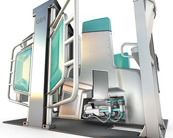 Süt Sağım Robotu Monobox